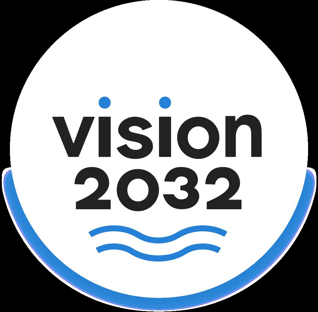 Vision 2032 Logo